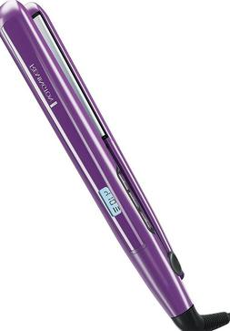 "1"" Anti-Static Flat Iron Ceramic Plates Hair Straightener, P"