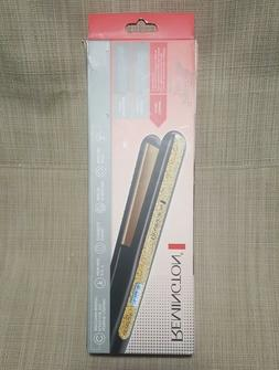 Remington 1 inch Flat Iron with Ultimate Ceramic Plates, Gol