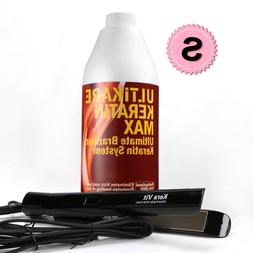 1000ml chocolate brazilian keratin treatment 8 percent