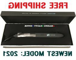 """BIO IONIC 10x Pro Styling Flat Iron 1"""" with Vibrating Plate"""