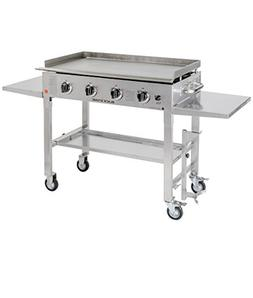 """Blackstone 1560 36"""" SS Griddle Cooking Station"""