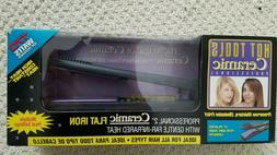 """Hot Tools 2"""" Ceramic  Professional Flat Iron w/  Infrared He"""