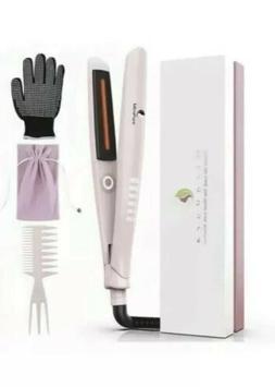 MiroPure 2-in-1 Infrared Ceramic Flat Iron Hair Straightener