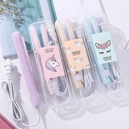 2019 New Mini Hair Straightener <font><b>Flat</b></font> <fo
