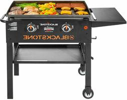 Blackstone 28 inch Outdoor Flat Top Gas Grill Griddle Hibach