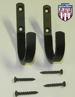 5 SETS TOTAL!!!   FLATIRON™  Wall Mount Gun Rack Hooks Sho