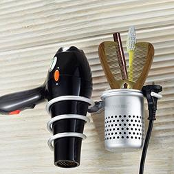 Hair Dryer Holder,Hair Blow Dryer Holder,Hair Dryer Organize