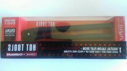 Hot Tools 1″ Digital Tourmaline Salon Flat Iron #HT7106F N