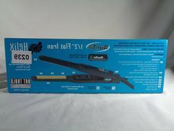 Hot Tools Helix SuperTool Flat Iron 1/2 Inch Model No. 4201