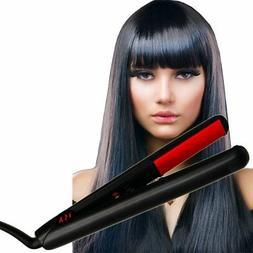 Isa Professional Flat Iron Hair Straightener Victorya Tourma