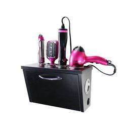 POJJO  - Curling Iron, Blow Dryer, and Flat Iron Holder - Wa