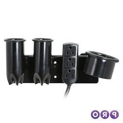 Saloniture Blow Dryer & Hair Iron Holder - Salon Appliance R