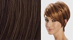 Angled Cut Synthetic Wig by Jessica Simpson Hairdo - R6-30H