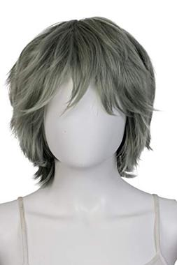EpicCosplay Apollo Shaggy Wig for Spiking