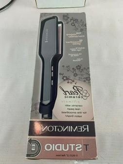 Best Remington Pearl Ceramic Flat Iron Hair Straightener Sal