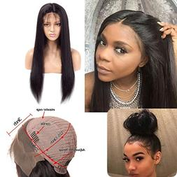 Nobel Hair Brazilian Virgin Hair Lace Front Wig Human Hair S