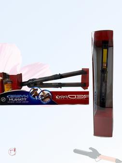 Red by Kiss 1/2' Hybrid Titanium 2 in 1 Root Straightener Fl
