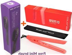 Corioliss C1 Hair Straightener Flat Iron + Hair Straightener