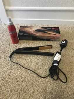 """Chi Ceramic Hair Straightener Straightening Flat Iron 1"""" 1 i"""