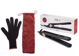 "HSI PROFESSIONAL CERAMIC IONIC 1"" FLAT IRON Glove, Carrying"