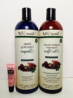 Alpha By Salvatore Chocolate Brazilian Keratin Treatment Hai