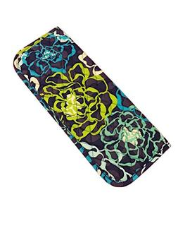 Vera Bradley Curling & Flat Iron Cover in Katalina Blues