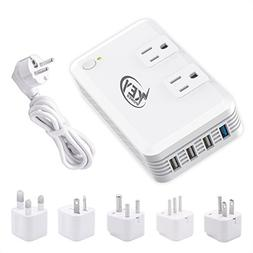 Key Power International Travel Adapter