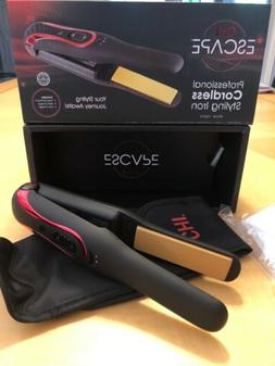 CHI Escape Professional Cordless Flat Iron - New In The Box