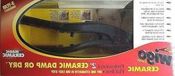 "Wigo Europe Pro 2"" Ceramic Damp or Dry Flat Iron  --  FREE S"