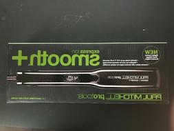 "Paul Mitchell express ion smooth+ 1.25"" flat iron free shipp"