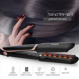 Far <font><b>Infrared</b></font> Hair Straightener Professio