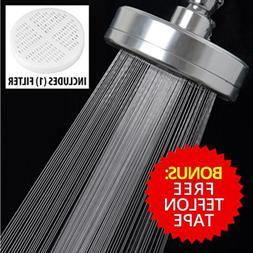 Sakaika Filtered Shower Head w/ Chlorine Filter & Hard Water