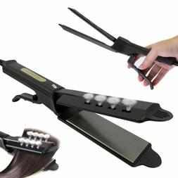 Four-gear Ceramic Tourmaline Ionic Flat Iron Newset Hair Str