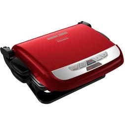 George Foreman 5-Serving Multi-Plate Evolve Grill System wit