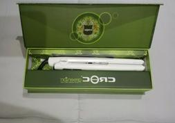 CROC GREENION FLAT IRON: Repairs & Conditions while styling.