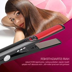 YKS Professional Hair Straightener, Flat Iron with MCH Heati