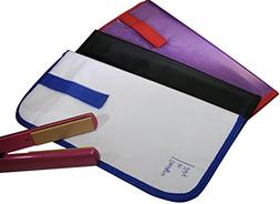 Flat Iron Case. Color Option Heat-Resistant Travel Case With