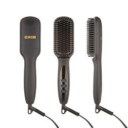 Professional Hair Straightening Brush By Miko With MCH Heati