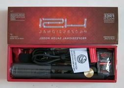 "HSI Hair Styler 1"" Ceramic Hair Flat Iron Professional Salon"