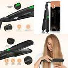 "1.75"" Digital Hair Straightener Flat Iron Titanium LCD Fits"
