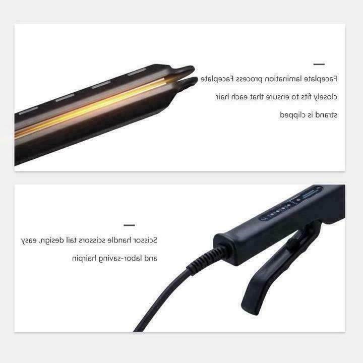 2020 Ceramic Flat Iron Straightener Glider F0G3