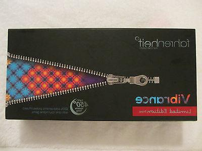 $225 New Fahrenheit Hair System Limited Ed Vibrance Pattern