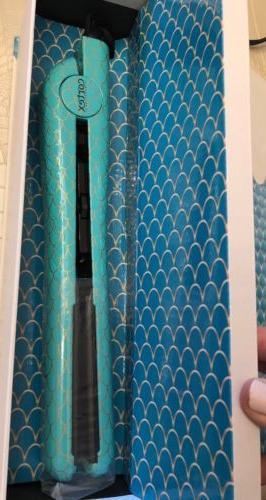 "CORTEX International fish scale Ceramic 1"" Iron Hair"