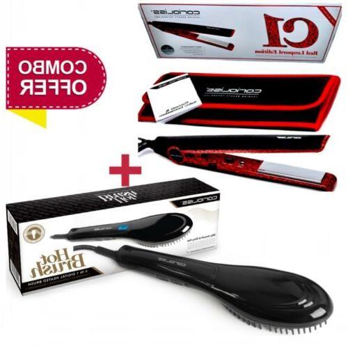 Corioliss C1 Flat Iron + Hair Straightener