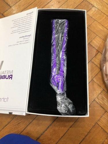 """Fahrenheit Heat Wave Purple Iron 1-1/4"""""""