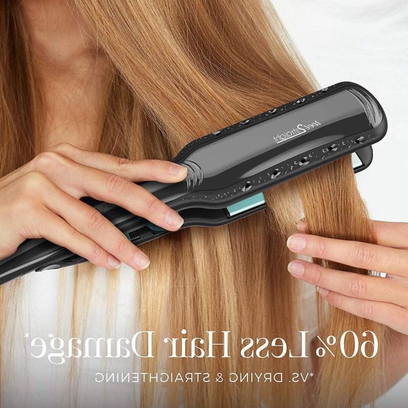 Hair Straightener Flat Remington Wet 2 1 Vents