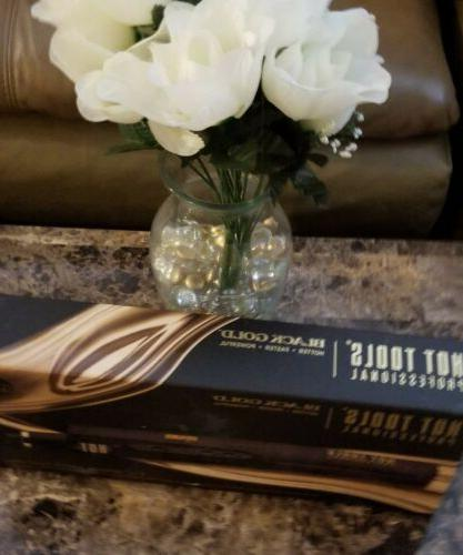 Hot Gold Digital Salon Flat Iron Box🌷