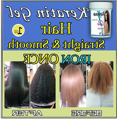 KERATIN IN GEL, WITHOUT IRON FOR 6 MONTHS. FLAT EXTREME, THE