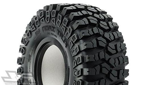 ProLine 1011514 Flat Iron 2XL G8 Rock Terrain Truck Tires wi
