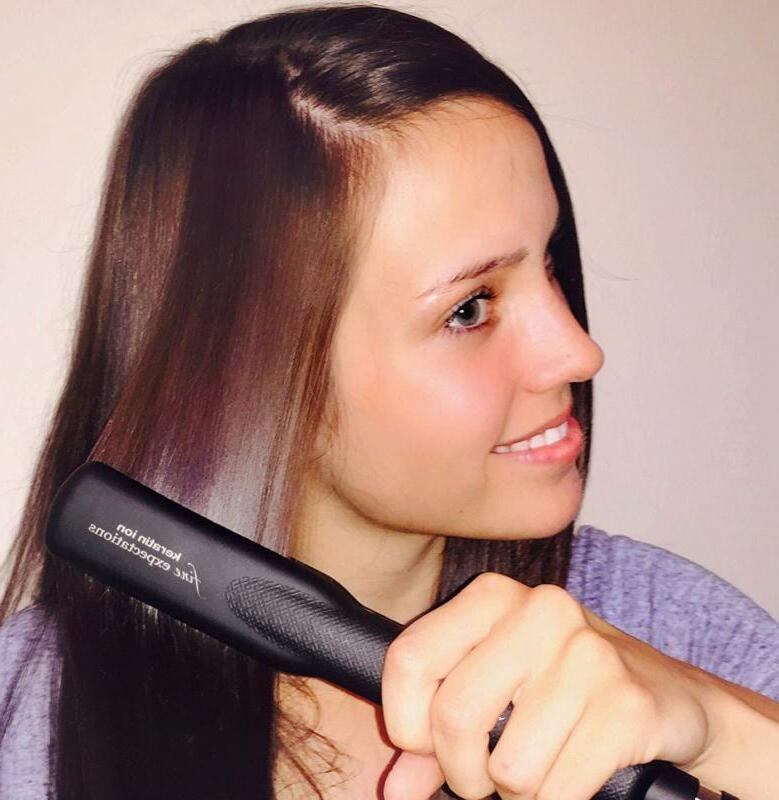 Salon Flat Iron Ion